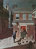 The Tavern by Norman Rockwell Print