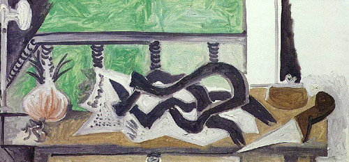 Fish Chowder 1960 By Pablo Picasso