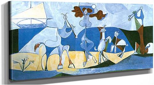 La Joie De Vivre By Pablo Picasso