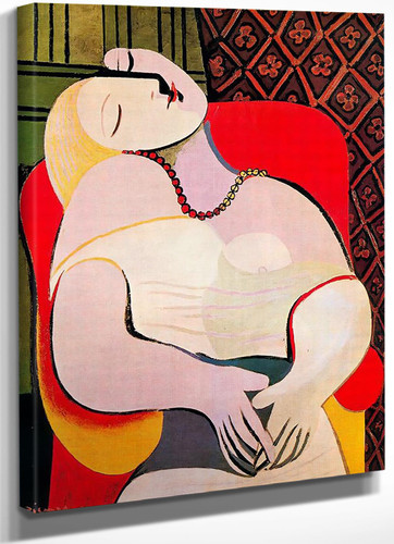 A Dream 130x97 by Picasso