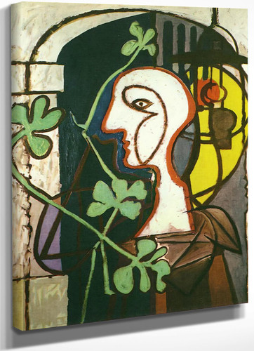 A Lamp 162x130 by Picasso