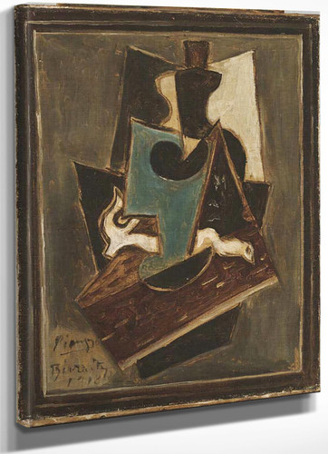 Abstraction Biarritz by Picasso