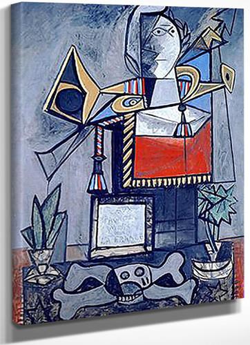 Algerian Women by Picasso