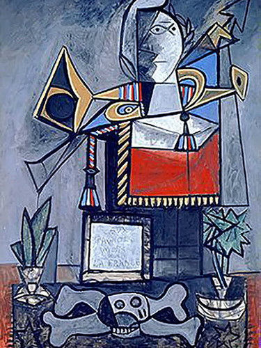 Algerian Women by Picasso Print
