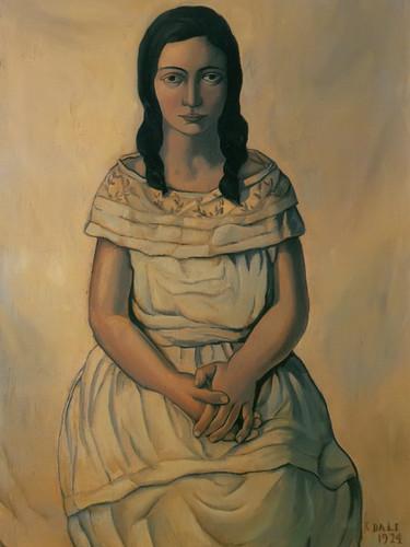 Anna Maria by Dali Print