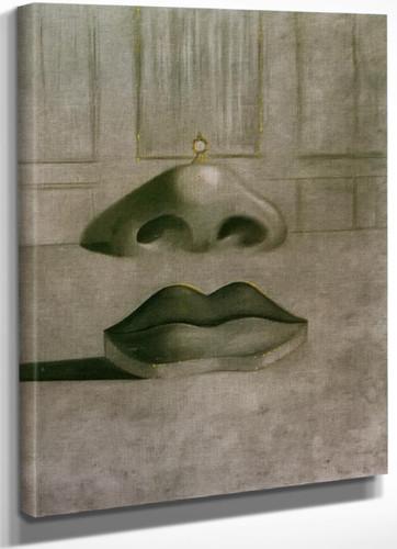 Birth Of The Paranoiac Furnishings by Dali