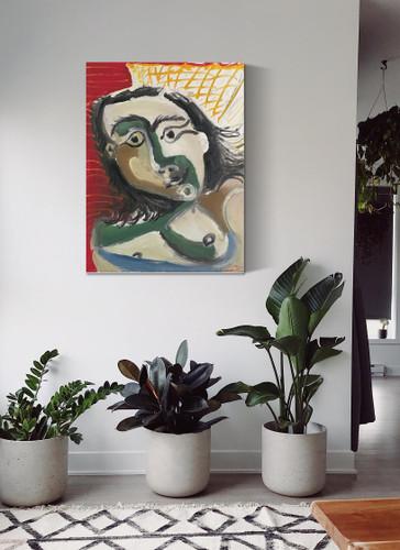 Buste De Femme by Picasso