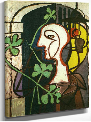 A Lamp 1931 By Pablo Picasso