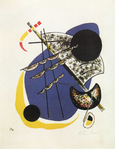 A Revolution In Painting By Wassily Kandinsky Art Reproduction from Wanford