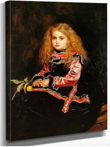 A Souvenir Of Velazquez By John Everett Millais