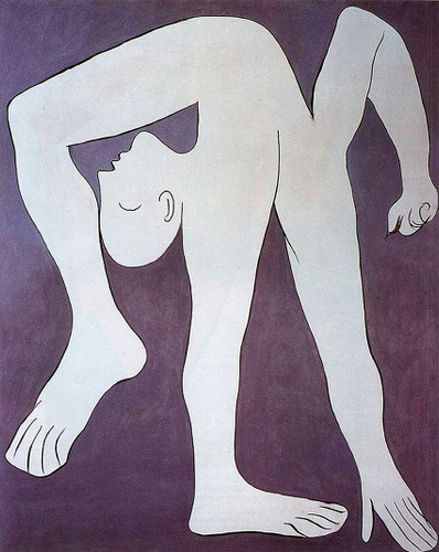 Acrobat 1930 By Pablo Picasso Art Reproduction from Wanford