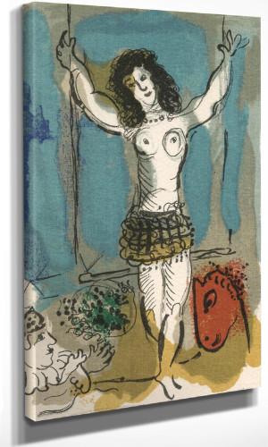 Berggruen by Marc Chagall