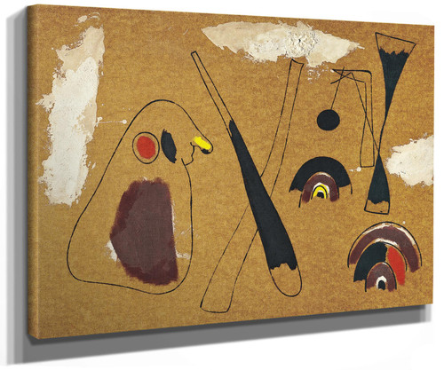 Painting1936 by Joan Miro