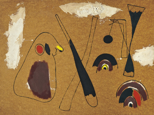 Painting1936 by Joan Miro Print