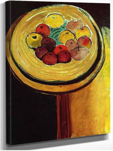 Apples 1916 By Henri Matisse