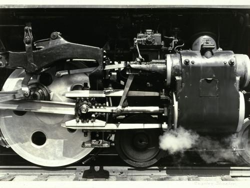 Wheels by Charles Sheeler Print