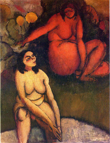 Baptism 1911 By Duchamp Marcel Art Reproduction from Wanford