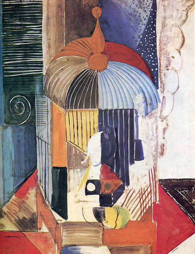 Birdcage 1914 By Dufy Raoul Art Reproduction from Wanford