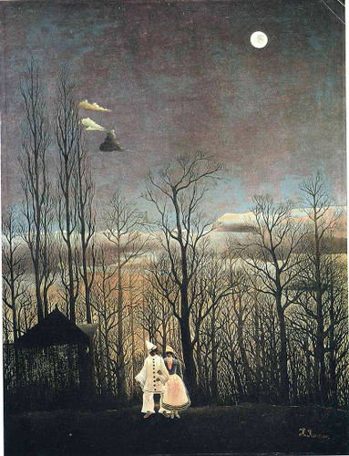 Carnival Evening 1886 By Henri Rousseau Art Reproduction from Wanford