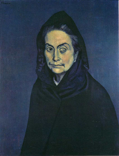Celestina 1904 1 By Pablo Picasso Art Reproduction from Wanford