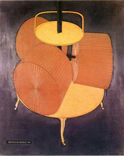 Chocolate Grinder 1914 By Duchamp Marcel Art Reproduction from Wanford