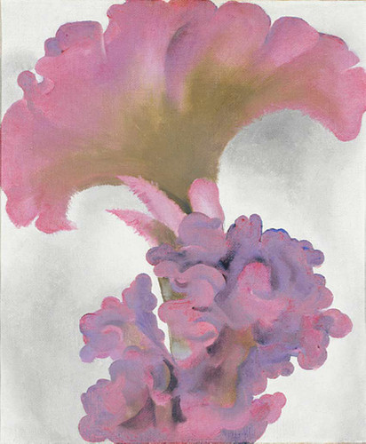 Coxcomb By Georgia O Keeffe Art Reproduction from Wanford