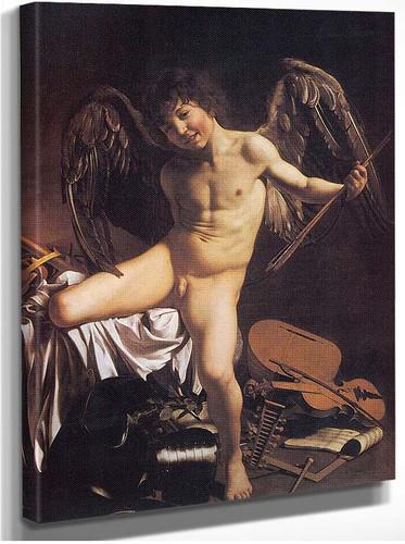 Cupid By Caravaggio
