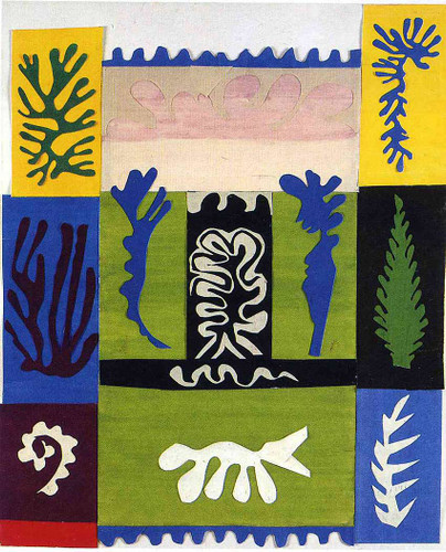 Cut Outs 5 By Henri Matisse Art Reproduction from Wanford