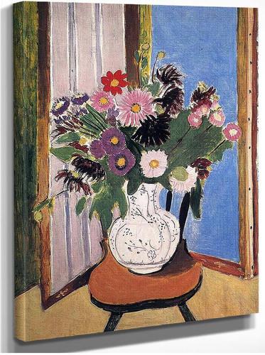 Daisies 1919 By Henri Matisse