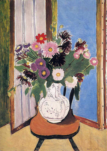 Daisies 1919 By Henri Matisse Art Reproduction from Wanford
