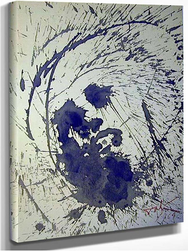 Ecce Homo 1967 By Salvador Dali