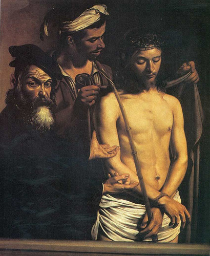 Ecce Homo By Caravaggio Art Reproduction from Wanford
