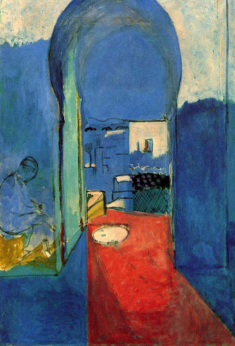 Entrance To The Kasbah 1912 By Henri Matisse Art Reproduction from Wanford
