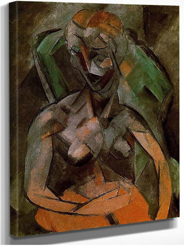 Female Nude By Pablo Picasso
