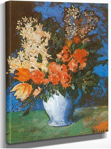 Floral Still Life By Pablo Picasso