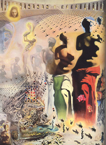 Hallucinogenic Toreador 1970 By Salvador Dali Art Reproduction from Wanford