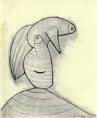 Head 1936 By Pablo Picasso Art Reproduction from Wanford