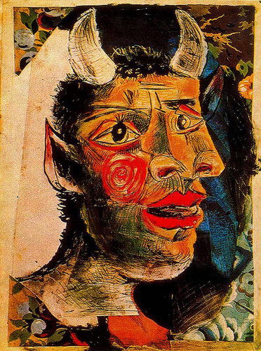 Head 1 By Pablo Picasso Art Reproduction from Wanford
