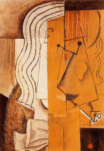 Head Of A Man 1 By Pablo Picasso Art Reproduction from Wanford