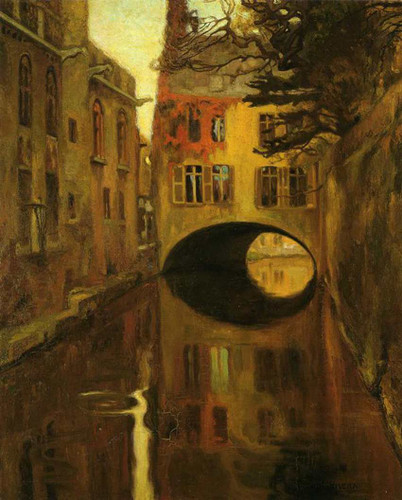 House Over The Bridge By Diego Rivera Art Reproduction from Wanford