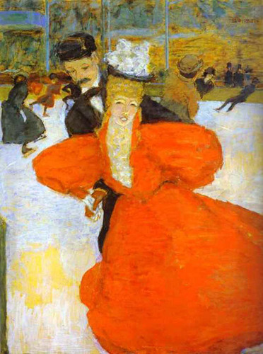 Ice Palace By Pierre Bonnard Art Reproduction from Wanford