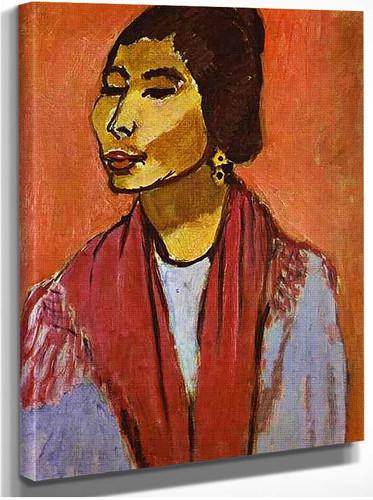 Joaquina By Henri Matisse