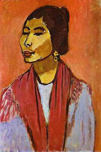 Joaquina By Henri Matisse Art Reproduction from Wanford