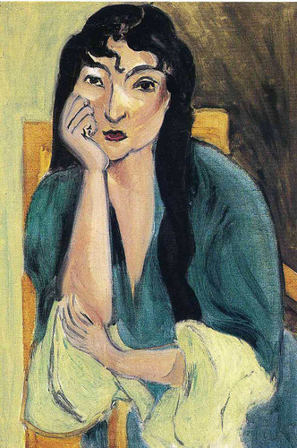 Laurette In Green By Henri Matisse Art Reproduction from Wanford
