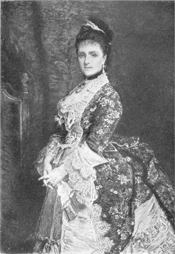 Madame Bischoffsheim By John Everett Millais Art Reproduction from Wanford