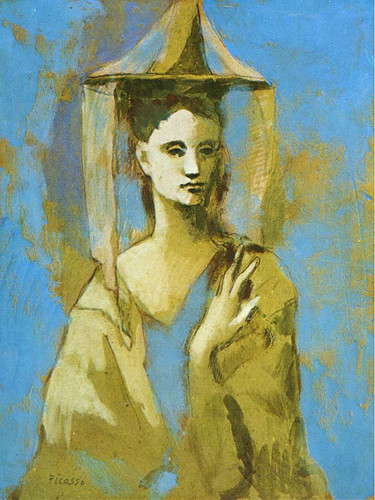 Mallorcan 1905 By Pablo Picasso Art Reproduction from Wanford