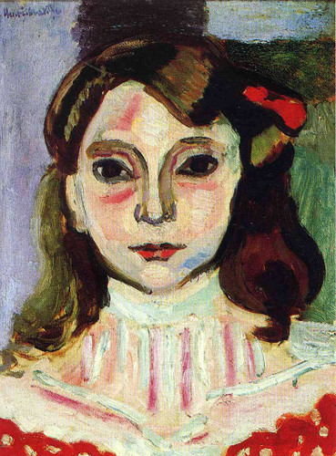 Marguerite 1906 By Henri Matisse Art Reproduction from Wanford