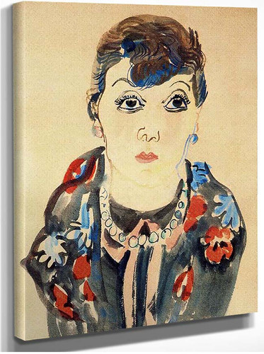 Marie Max 1927 By Dufy Raoul