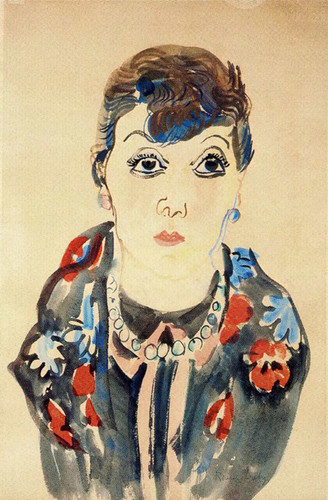 Marie Max 1927 By Dufy Raoul Art Reproduction from Wanford