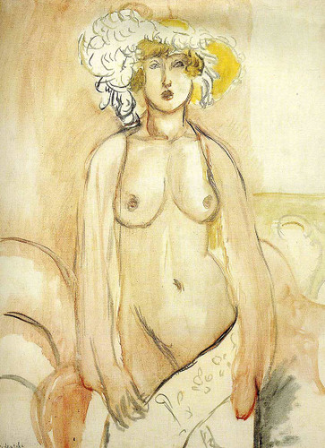 Nude 4 By Henri Matisse Art Reproduction from Wanford